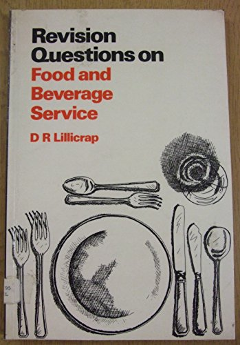 9780713177718: Revision Questions on Food and Beverage Service