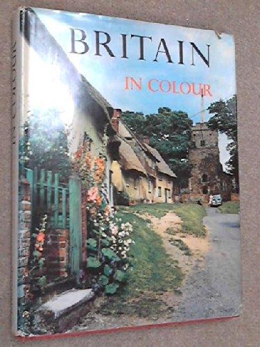9780713400168: Britain in Colour