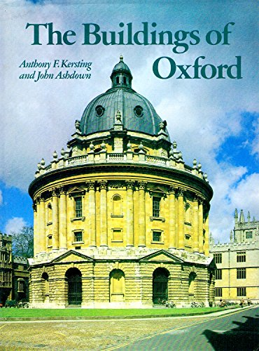 9780713401387: The buildings of Oxford
