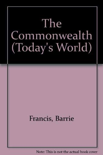 9780713402605: The Commonwealth (Today's World)