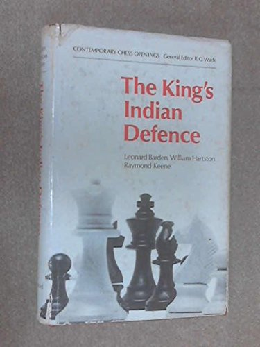 King's Indian Defence (Contemporary chess openings): Leonard Barden, etc.