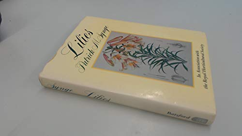 Lilies: A Revision of Elwes' Monograph of: Synge, Patrick M: