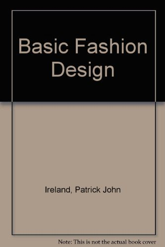 9780713404098: Basic Fashion Design