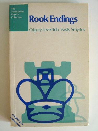 9780713404494: Rook Endings