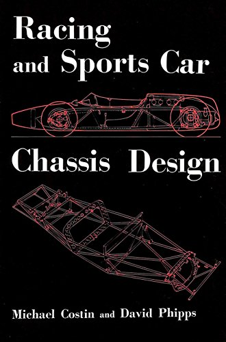 Racing and Sports Car Chassis Design: Phipps, David
