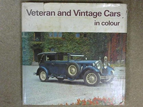 9780713404661: Veteran and Vintage Cars in Colour