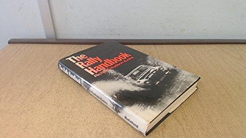 9780713404692: Rally Handbook
