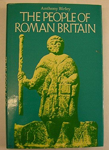 9780713405804: People of Roman Britain