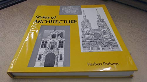 9780713406146: Styles of architecture
