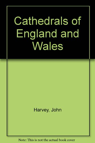 9780713406160: Cathedrals of England and Wales