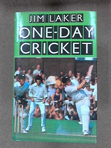 9780713406603: One-day cricket