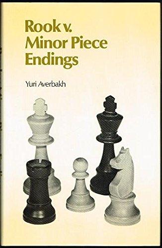 Rook v. Minor Piece Endings: Yuri. Averbakh