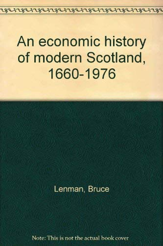 Economic History of Modern Scotland