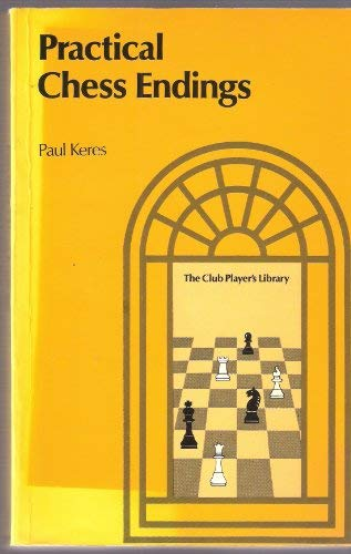 9780713410617: Practical Chess Endings