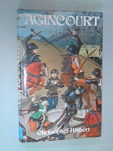 9780713411508: Agincourt