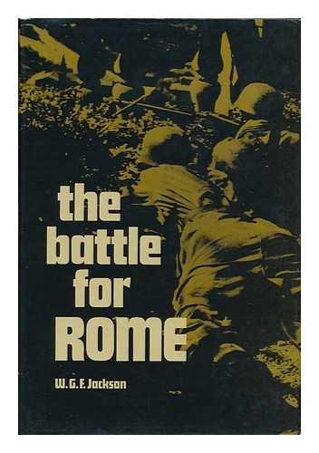 9780713411522: Battle for Rome (British Battles)