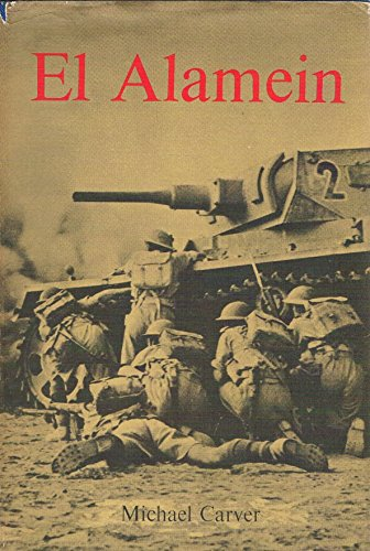 9780713411607: El Alamein (British Battles)
