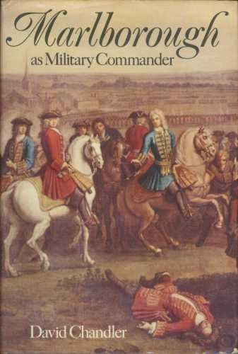 9780713412130: Marlborough as military commander
