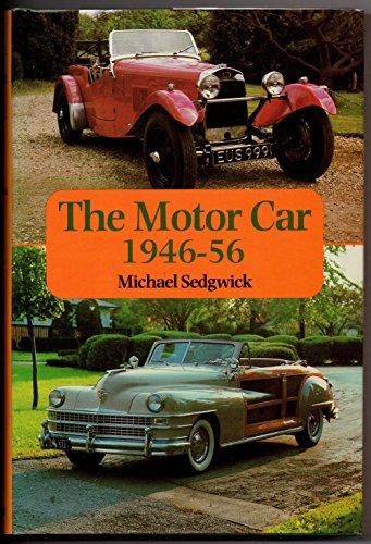 9780713412710: Motor Car, 1946-56