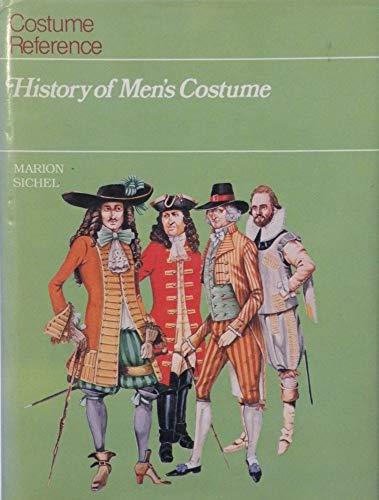 9780713415131: History of Men's Costume