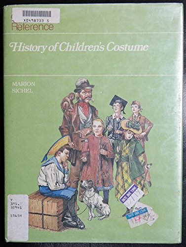 9780713415179: History of Children's Costume (Costume Reference)