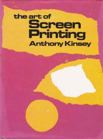 9780713415445: The art of screen printing