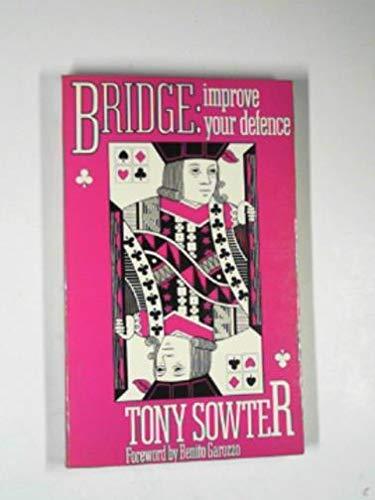 9780713416220: Bridge Improve Your Defense