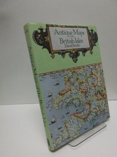 9780713416947: Antique Maps of the British Isles