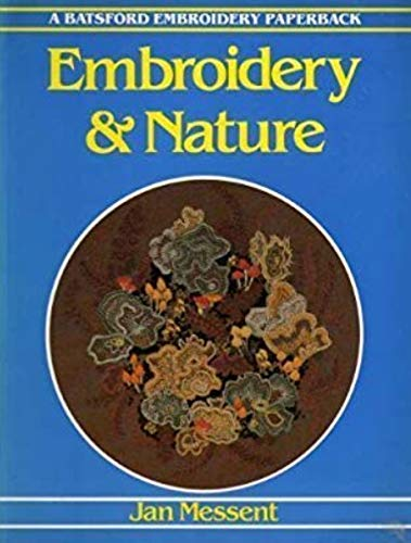 9780713418323: Embroidery and Nature (Craft Paperbacks)