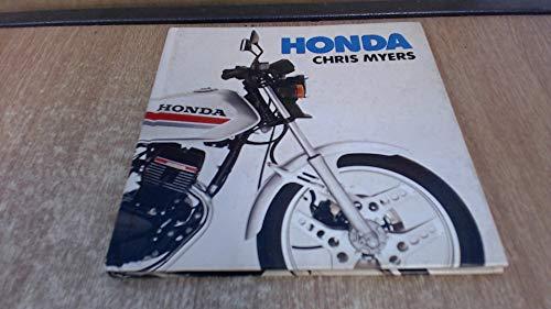 9780713419313: Honda