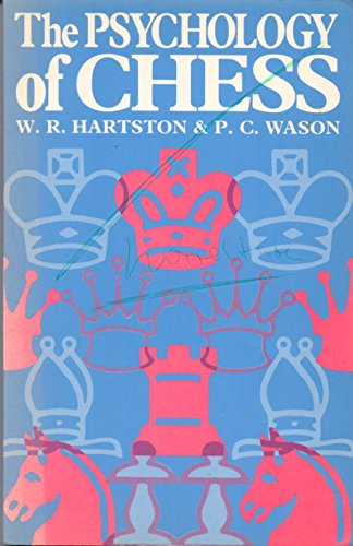 9780713420456: The Psychology of Chess