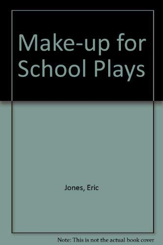 9780713420630: Make-up for School Plays
