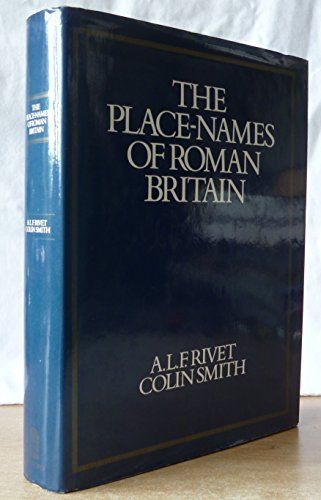 9780713420777: Place Names of Roman Britain