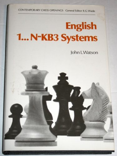 9780713420876: English, Vol. 2: N-KB3 Systems (Contemporary Chess Openings)