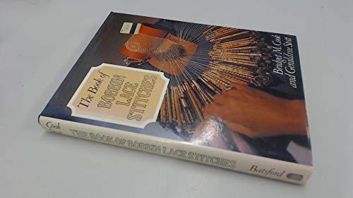 9780713421248: The Book of Bobbin Lace Stitches