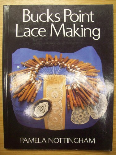 9780713422351: Bucks Point Lace-making