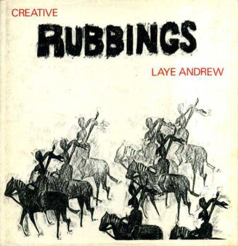 9780713422573: Creative Rubbings
