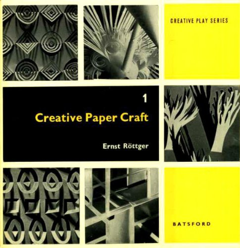 9780713423556: Creative Papercraft (Creative Play Series)