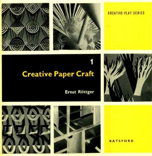 9780713423556: Creative Papercraft (Creative Play Series)