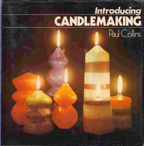 9780713424331: Introducing Candle Making