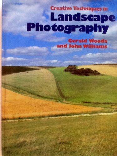 9780713424881: Creative Techniques in Landscape Photography