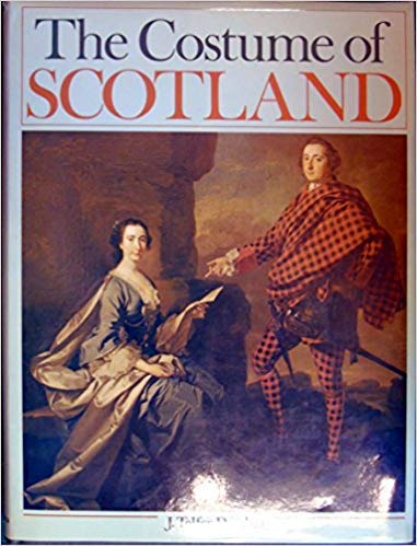 9780713425345: The Costume of Scotland