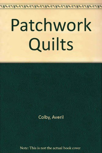 9780713426267: Patchwork Quilts