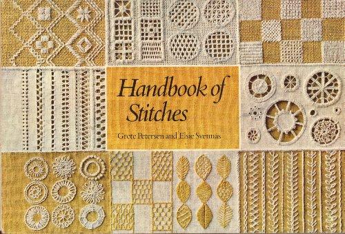 9780713426380: Handbook of Stitches