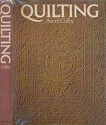 9780713426458: Quilting