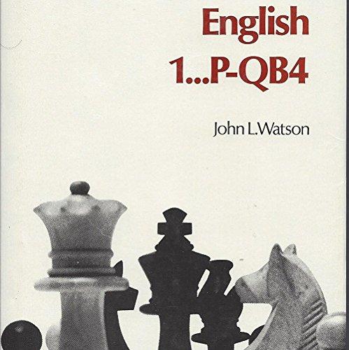 9780713426885: English 1...P-QB4
