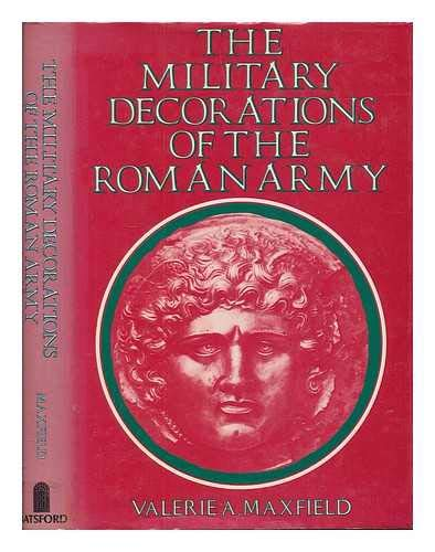 9780713427189: Roman Military Decorations
