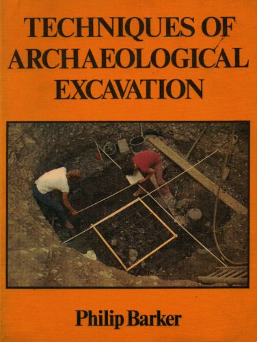 9780713427394: Techniques of Archaeological Excavation
