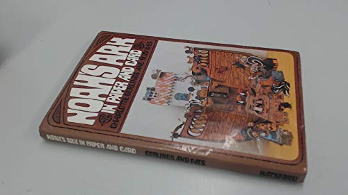 9780713427875: Noah's Ark in Paper and Card