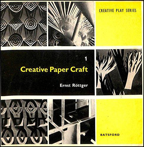 9780713428056: Creative Papercraft